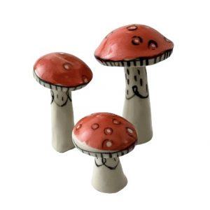 ceramic-mushrooms