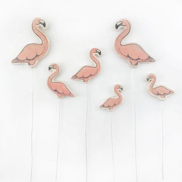flamingo-family-yard-decorations