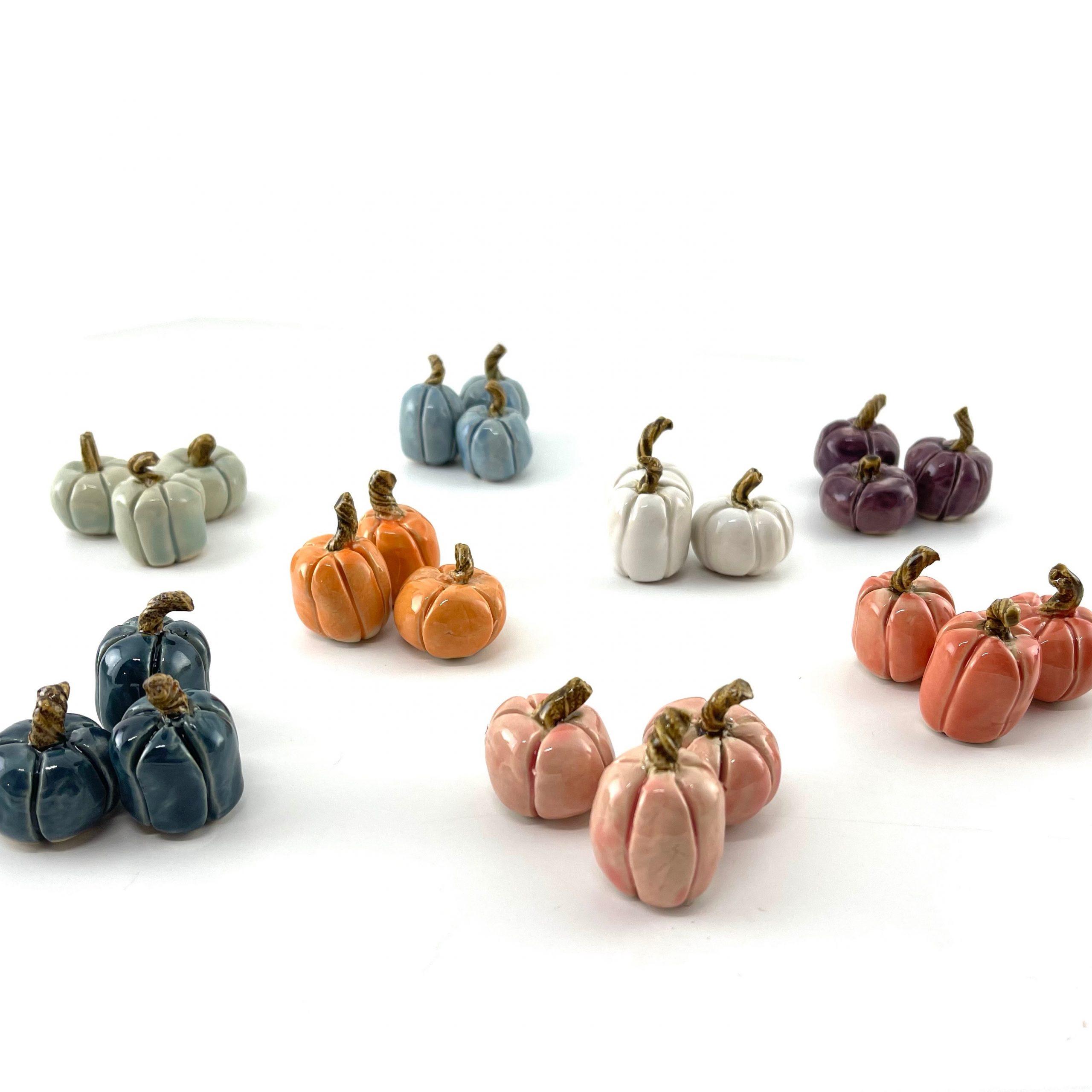 cute fall pumpkins