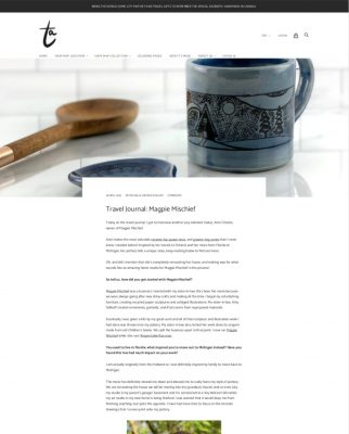 TaMuchly Blog Feature